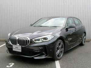 BMW 1シリーズ 118i Mスポーツ コンフォートPKG LEDヘッドライト 18AW PDC オートトランク コンフォートアクセス 純正ナビ iDriveナビ リアビューカメラ 純正ETC アクティブ クルーズコントロール 認定中古車