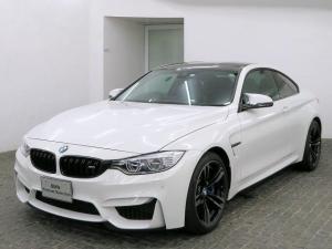 BMW M4 M4クーペ LEDヘッドライト 19AW コンフォートアクセス レザーシート ブラックレザー 純正ナビ iDriveナビ フルセグ リアビューカメラ HUD HiFiスピーカー 純正ETC クルコン 認定中古車