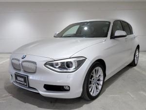 BMW 1シリーズ 116i ファッショニスタ キセノン 17AW リアPDC コンフォートアクセス レザーシート 純正ナビ iDriveナビ リアビューカメラ 純正ETC レーン・ディパーチャー・ウォーニング クルーズコントロール 認定中古車