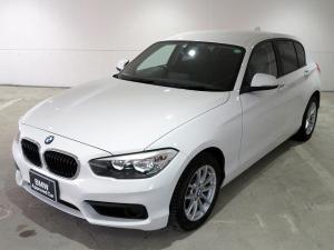 BMW 1シリーズ 118i 16AW パーキングサポートPKG リアPDC 純正ナビ iDriveナビ リアビューカメラ 社外ETC 認定中古車
