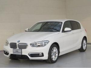 BMW 1シリーズ 118d スタイル コンフォートPKG LEDライト 16AW パーキングサポートPKG リアPDC iDriveナビ アクティブクルーズコントロール ストップ&ゴー レーンディパーチャーウォーニング 認定中古車