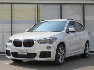 BMW X1 sDrive 18i Mスポーツ アドバンスドアクティブセーフティーPKG コンフォートPKG LEDヘッドライト 18AW オートトランク シートヒーター HUD アクティブクルーズコントロール ストップ&ゴー 認定中古車