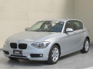 BMW 1シリーズ 116i キセノンライト 純正ナビ 純正16インチアルミ HDDナビ 認定中古車
