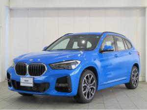 BMW X1 sDrive 18i Mスポーツ コンフォートPKG LEDヘッドライト 19AW PDC オートトランク コンフォートアクセス 純正ナビ iDriveナビ リアビューカメラ 純正ETC アクティブ クルーズ コントロール 認定中古車