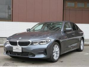 BMW 3シリーズ 320d xDrive LEDヘッドライト 17AW PDC コンフォートアクセス シートヒーター 純正ナビ リアビューカメラ アクティブ クルーズ コントロール ストップ ゴー レーンチェンジ 車線逸脱 認定中古車