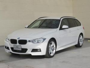 BMW 3シリーズ 320iツーリング Mスポーツ MS LEDヘッドライト 18AW リアPDC オートトランク コンフォートアクセス 純正ナビ iDriveナビ リアビューカメラ 純正ETC アクイブ クルーズ コントロール 車線逸脱 認定中古車
