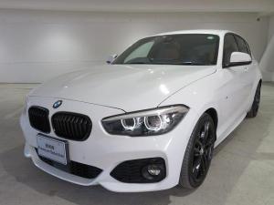 BMW 1シリーズ 118d Mスポーツ エディションシャドー LED raito  18インチアルミ PDC スマートキー 茶革 純正ナビ Bカメラ HiFiスピーカー 純正ETC ACC レーンディパーチャーウォーニング 認定中古車