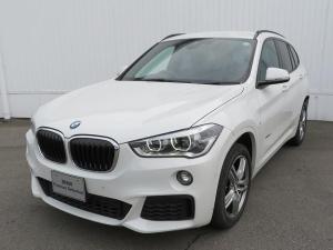 BMW X1 xDrive 18d Mスポーツ コンフォートPKG LEDヘッドライト 18AW PDC オートトランク コンフォートアクセス 純正ナビ iDriveナビ リアビューカメラ 純正ETC レーンディパーチャーウォーニング 認定中古車