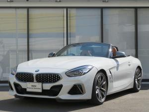 BMW Z4 M40i コニャックレザー ハーマンカードンサラウンドシステム 19AWヘッドアップディスプレイ ACC 認定中古車