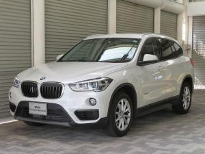 BMW X1 sDrive 18i コンフォートPKG LEDライト 17AW PDC オートトランク シートヒーター ヘッドアップディスプレイ 純正ETC アクティブクルーズコントロール 認定中古車