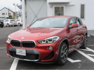 BMW X2 xDrive 18d MスポーツX コンフォートPKG LEDライト 19AW PDC オートトランク シートヒーター 純正ナビ Bカメラ 純正ETC レーンディパーチャーウォーニング 認定中古車