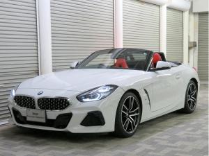 BMW Z4 sDrive20i Mスポーツ LEDライト 19AW PDC スマートキー 赤革 純正ナビ Bカメラ アクティブクルーズコントロール レーンチェンジ&ディパーチャーウォーニング 認定中古車