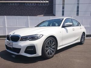 BMW 3シリーズ 320d xDrive Mスポーツ LEDヘッドライト 18AW PDC コンフォートアクセス シートヒーター 純正ナビ iDriveナビ トップ リアビューカメラ 純正ETC アクティブ クルーズ コントロール 車線逸脱 認定中古車