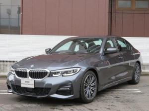 BMW 3シリーズ 320i Mスポーツ MS コンフォートPKG 18AW PDC オートトランク コンフォートアクセス 純正ナビ iDriveナビ リアビューカメラ 純正ETC アクティブ クルーズ コントロール 車線逸脱 認定中古車