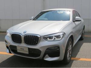 BMW X4 xDrive 20d Mスポーツ MS LEDヘッドライト 19AW PDC オートトランク コンフォートアクセス レザーシート ブラックレザー 純正ナビ トップ リアビューカメラ 純正ETC Aクルコン レーンチェンジ 認定中古車