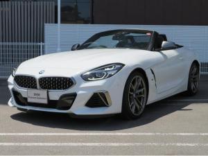 BMW Z4 M40i LEDヘッドライト 19AW PDC コンフォートアクセス ブラックレザー 純正ナビ リアビューカメラ ヘドアップディスプレイ 純正ETC アクティブ クルーズ コントロール 車線逸脱 認定中古車