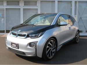 BMW i3 レンジ・エクステンダー装備車 LEDヘッドライト 19AW PDC コンフォートアクセス 純正ナビ iDriveナビ リアビューカメラ 純正ETC アクティブ クルーズ コントロール ストップ ゴー 認定中古車