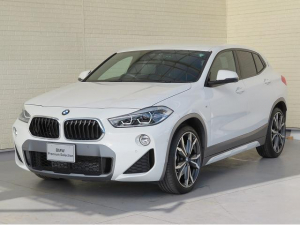 BMW X2 xDrive 20i MスポーツX MS コンフォートPKG LEDヘッドライト 20AW PDC オートトランク コンフォートアクセス シートヒーター 純正ナビ アクティブ クルーズ コントロール ストップ ゴー 車線逸脱 認定中古車