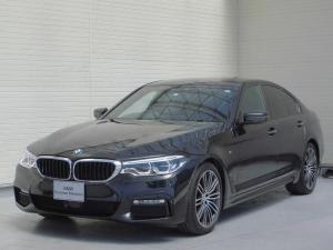 BMW 5シリーズ 523d Mスポーツ ハイラインパッケージ MS LEDヘッドライト 19AW PDC オートトランク コンフォートアクセス レザーシート ブラックレザー マルチメーター 純正ナビ トップ リアビューカメラ 純正ETC Aクルコン 認定中古車