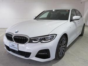BMW 3シリーズ 330i Mスポーツ コンフォートPKG LEDヘッドライト 18AW PDC オートトランク コンフォートアクセス シートヒーター 純正ナビ トップ リアビューカメラ 純正ETC Aクルコン レーンチェンジ 認定中古車