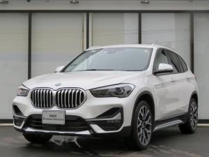 BMW X1 xDrive 18d xライン HiLine コンフォートPKG LEDヘッドライト 19AW PDC オートトランク コンフォートアクセス レザーシート 純正ナビ リアビューカメラ 純正ETC Aクルコン 車線逸脱 認定中古車