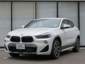 BMW X2 xDrive 18d MスポーツX コンフォートPKG LEDヘッドライト 19AW PDC オートトランク コンフォートアクセス シートヒーター 純正ナビ リアビューカメラ 純正ETC レーンディパーチャーウォーニング 認定中古車