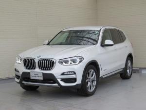 BMW X3 xDrive 20d Xライン HiLine LEDヘッドライト 19AW オートトランク コンフォートアクセス 黒革 純正ナビ トップ リアビューカメラ 純正ETC アクティブ クルーズ コントロール ストップ ゴー 認定中古車