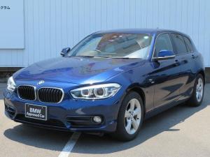 BMW 1シリーズ 118i スポーツ アドバンスドパーキングアシストPKG コンフォートPKG  LEDヘッドライト 16AW PDC 純正ナビ リアビューカメラ レーンディパーチャーウォーニング クルーズコントロール 認定中古車