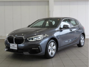 BMW 1シリーズ 118i プレイ コンフォートPKG LEDヘッドライト 16AW オートトランク コンフォートアクセス ナビパッケージ 純正ナビ iDriveナビ リアビューカメラ 純正ETC Aクルコン レーンチェンジ 認定中古車