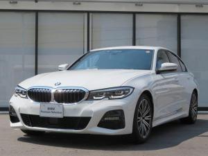 BMW 3シリーズ 320i Mスポーツ LEDヘッドライト 18AW PDC コンフォーオアクセス シートヒーター 純正ナビ iDriveナビ リアビューカメラ 純正ETC アクティブ クルーズ コントロール レーンチェンジ 認定中古車