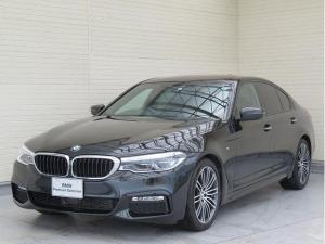 BMW 5シリーズ 523d Mスポーツ ハイラインパッケージ LEDヘッドライト 19AW コンフォートアクセス 黒革 マルチディスプレイメーター フルセグ アクティブクルーズコントロール ストップ&ゴー レーンチェンジ&ディパーチャーウォーニング 認定中古車