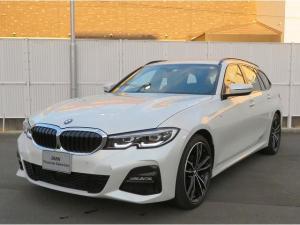 BMW 3シリーズ 318iツーリング Mスポーツ MS LEDヘッドライト 18AW PDC オートトランク コンフォートアクセス 純正ナビ iDriveナビ 純正ETC アクティブ クルーズ コントロール ストップ ゴー レーンチェンジ 認定中古車