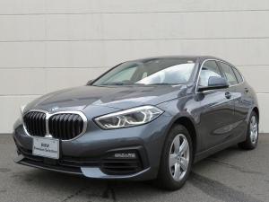BMW 1シリーズ 118i プレイ コンフォートPKG LEDライト 16AW PDC オートトランク ナビPKG リアビューカメラ アクティブクルーズコントロール ストップ&ゴー レーンチェンジ&ディパーチャーウォーニング 認定中古車