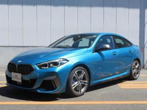 BMW 2シリーズ M235i xDriveグランクーペ LEDヘッドライト 18AW コンフォートアクセス シートヒーター 純正ナビ iDriveナビ リアビューカメラ 純正ETC アクティブ クルーズ コントロール レーンチェンジ 車線逸脱 認定中古車