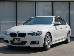 BMW 3シリーズ 320d Mスポーツ 認定中古車 LEDライト 18AW PDC スマートキー シートヒーター 純正ナビ フルセグ バックカメラ 純正ETC アクティブクルーズコントロール ストップ&ゴー レーンチェンジウォーニング