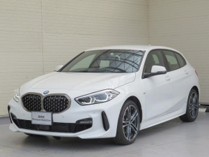 BMW 1シリーズ 118i Mスポーツ コンフォートPKG LEDライト 18AW PDC Aトランク ナビPKG 純正ナビ Bカメラ アクティブクルーズコントロール ストップ&ゴー レーンチェンジ&ディパーチャーウォーニング 認定中古車