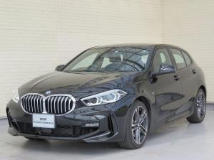 BMW 1シリーズ 118i Mスポーツ LEDヘッドライト 18AW PDC コンフォートアクセス リアビューカメラ 社外ETC レーンチェンジ&ディパーチャーウォーニング 認定中古車