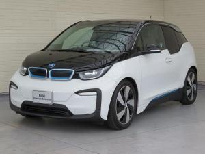 BMW i3 レンジ・エクステンダー装備車 120Ahバッテリー LEDライト 19AW PDC コンフォートアクセス シートヒーター iDriveナビ リアビューカメラ 純正ETC アクティブクルーズコントロール ストップ&ゴー 認定中古車