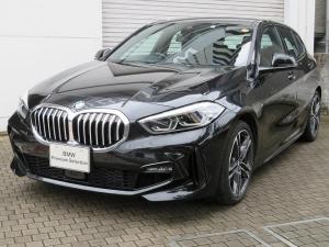 BMW 1シリーズ 118i Mスポーツ コンフォートPKG LEDライト 18AW PDC オートトランク ナビパッケージ Bカメラ アクティブクルーズコントロール ストップ&ゴー レーンチェンジ&ディパーチャーウォーニング 認定中古車
