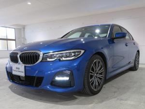 BMW 3シリーズ 320i Mスポーツ アルカンタラコンビシート オートトランク 18AW アクティブクルーズコントロール  スマートキー 純正ETC LEDライト レーンチェンジ&ディパーチャーコントロール 認定中古車