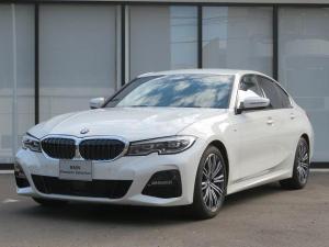BMW 3シリーズ 320i Mスポーツ LEDライト 18AW PDC コンフォートアクセス 純正ナビ リアビューカメラ 純正ETC アクティブクルーズコントロール ストップ&ゴー レーンチェンジ&ディパーチャーウォーニング 認定中古車