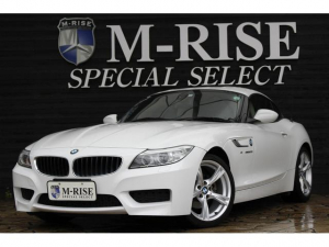 BMW Z4 sDrive20i Mスポーツ ワンオーナー キセノン ベージュ革 シートヒーター パワーシート パドルシフト 18アルミ
