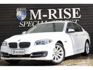 BMW 5シリーズ 523dイノベーター アダプティブLEDヘッドライト アダプティブクルーズコントロール シートH LEDフォグランプ 18スタースポークAW ダコタレザーシート ウッドトリム オートトランク ブラインドスポットモニター