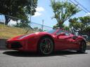 フェラーリ/フェラーリ 488スパイダー F1 DCT 右ハンドル 禁煙車 屋内保管