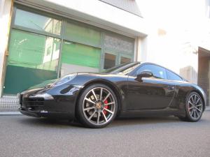 ポルシェ 911 911カレラS D車 禁煙車 屋内保管 スポーツクロノ