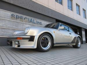 ポルシェ 911 911ターボ ディーラー車 最終5速 屋内保管