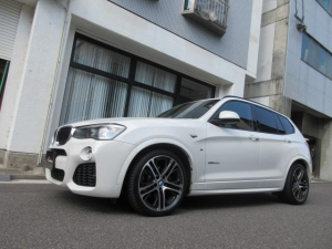 BMW X3 xDrive 20d Mスポーツ ディーラー車 禁煙車 20インチアルミ