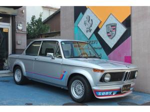 BMW 2002 2002ターボ ヨーロッパ並行 5速MT レストア済