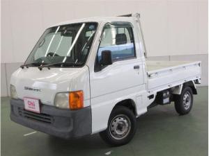 スバル サンバートラック JA 4WD 1年間走行無制限保証