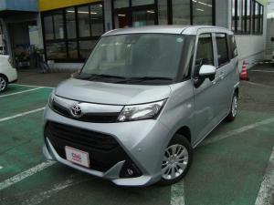 トヨタ タンク X S 1年間走行無制限保証